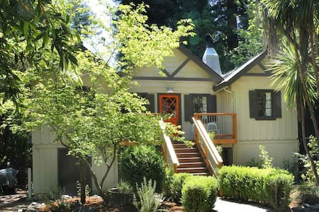 RUMOUR HAS IT Walk to River & Town - Guerneville
