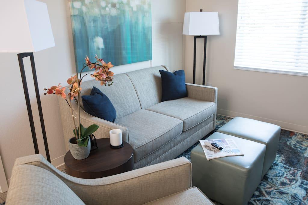 Waterwalk Denver Centennial 2 Bedroom Apartment Serviced Apartments For Rent In Centennial