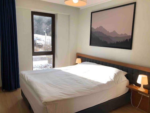 Luxury Hotel Room 107 - Orbi Palace in Bakuriani