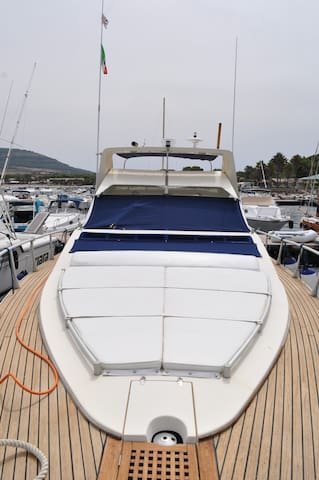 Home on sea(URL HIDDEN)) - Alghero - Båt