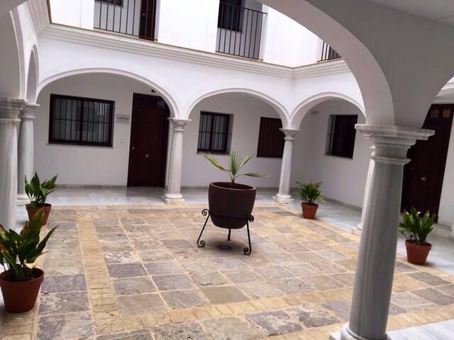Bonito apartamento con garaje - Санлукар де Баррамеда - Квартира