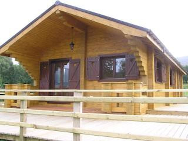 Log Cabin Blaich, Near Fort William, The Highlands