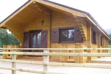 Log Cabin Blaich, Near Fort William, The Highlands