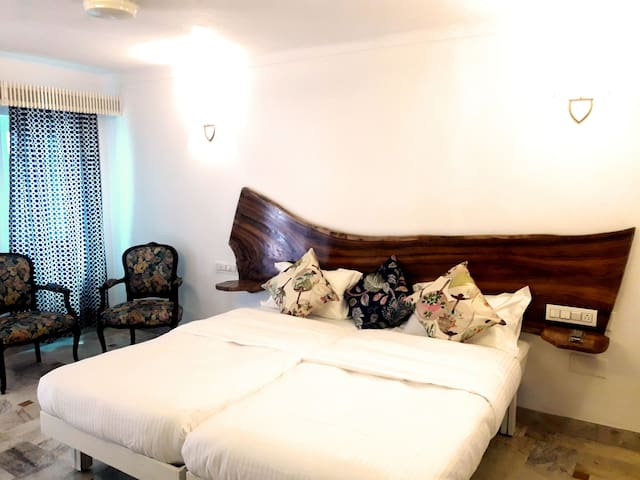 The Nest Homestay - Best Homestay in Udaipur City.