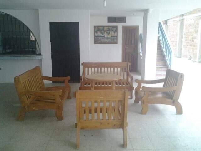 Casa vacacional en una linda Playa de Manabí