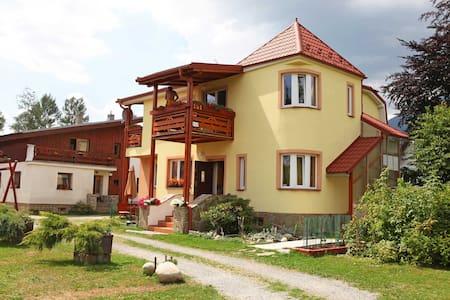 Vila Katarina - whole house (10 p.) - Vysoké Tatry