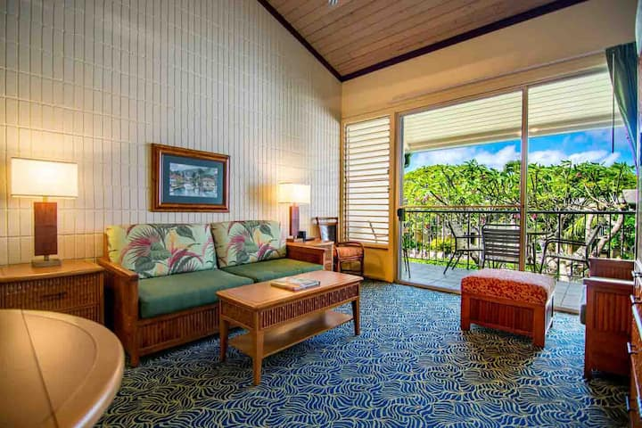 Garden View 1 Bdrm Napili Shores Maui by Outrigger