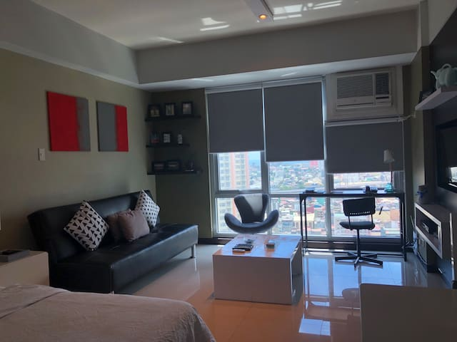 Sunset Bayview Spacious & sunlit CBD nearGreenbelt