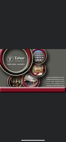 Tabar hotel nazareth