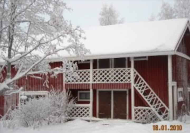 Cheap countryside accommodation