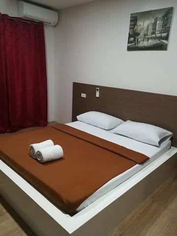 CDA Vigan- couple room. Very near Calle Crisologo