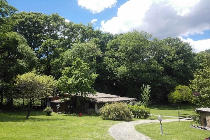 A wonderful retreat near the lake: Casa Melo