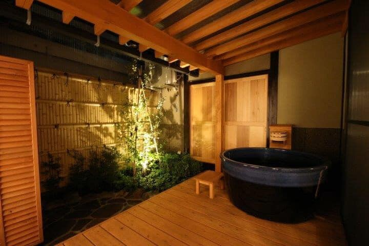 "Near by 高山 Station with ""Open -air bath"" ""Digging"""