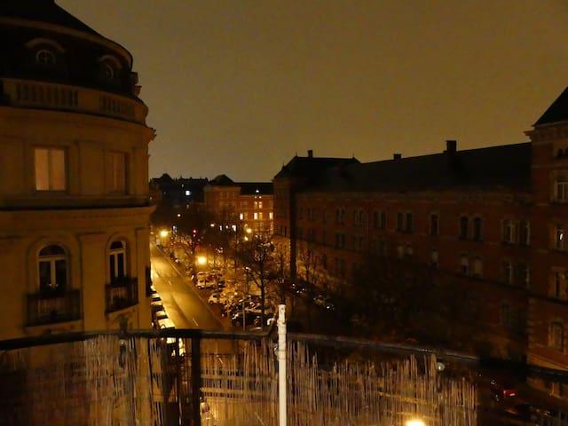 Centre ville, Maison de maitre avec balcon - Štrasburk - Byt
