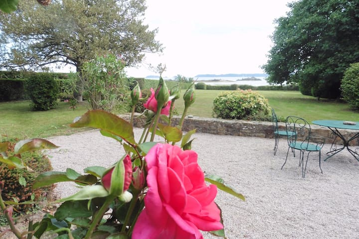 Maison bord de mer - Bretagne, Paimpol - Ploubazlanec - Rumah