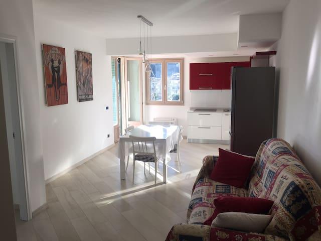 Appartamento spazioso tra Firenze e il Chianti