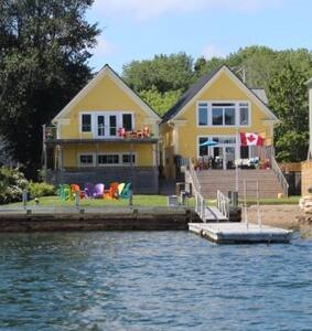 Mahone Bay...Prime Waterfront Location