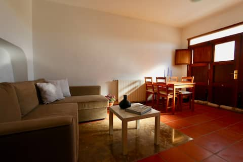 Peaceful apartment in Penalba