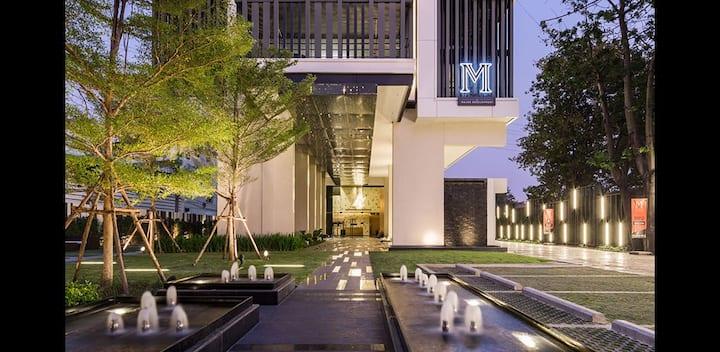 34Fl 2, M Ladprao Condo,MRT & Malls