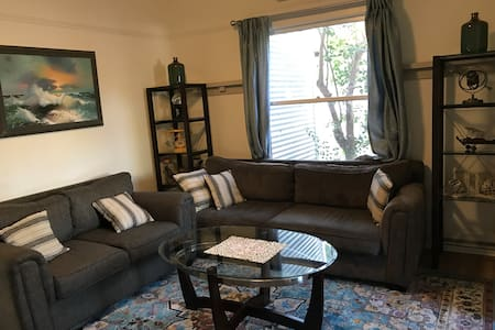 Beautiful Quiet 2 bedroom Vacation House With A/C