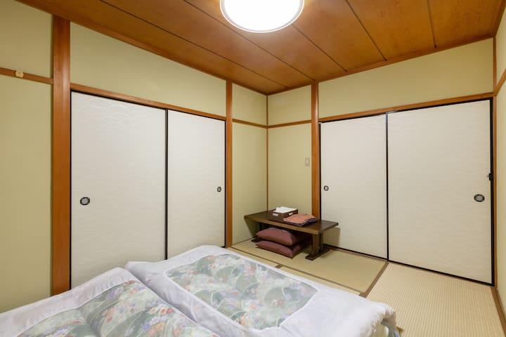 一楼榻榻米卧室2⃣️