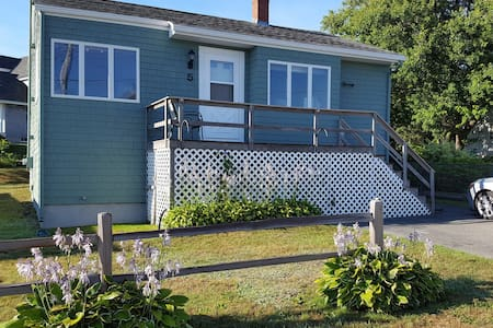 Beach House! Cozy all season beach cottage. - York - Haus