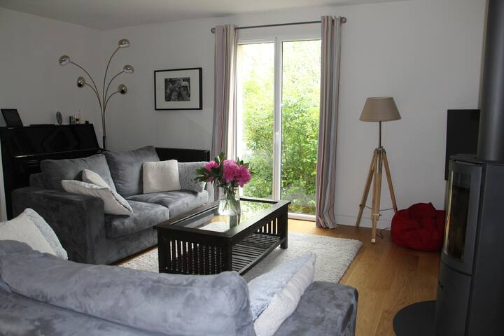Cosy house 35min from Paris - Méré - Haus