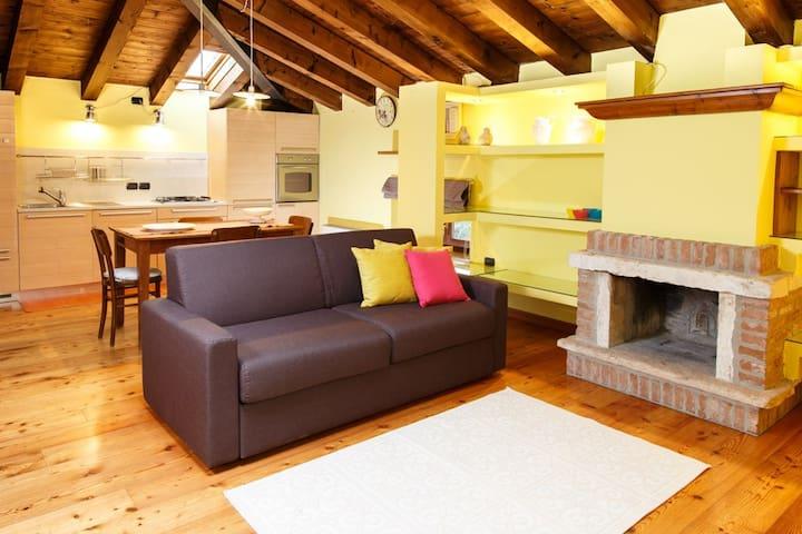 "Fair Apartment ""ZAFFIRO"" Verona"