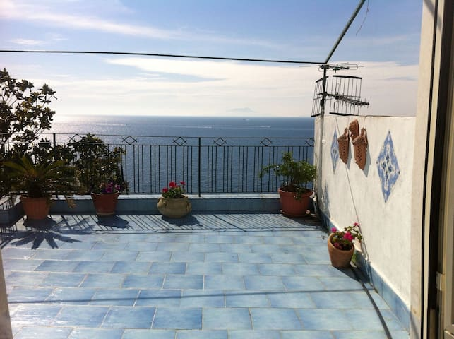 Romantic Sorrento - Massa Lubrense - Villa