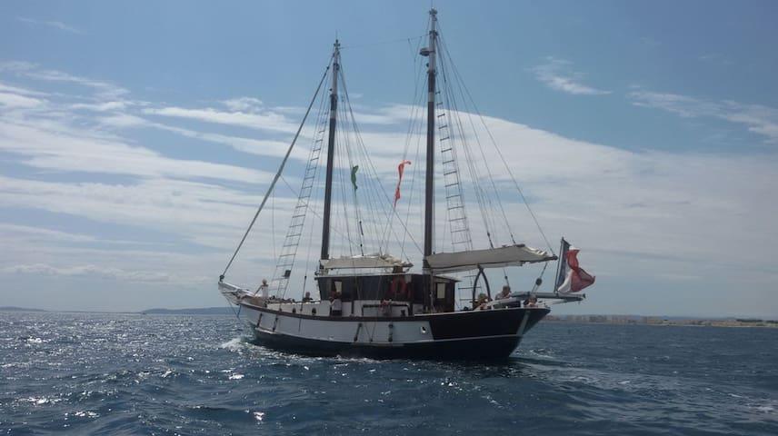 Séjour atypique sur voilier - Mauguio - Barco