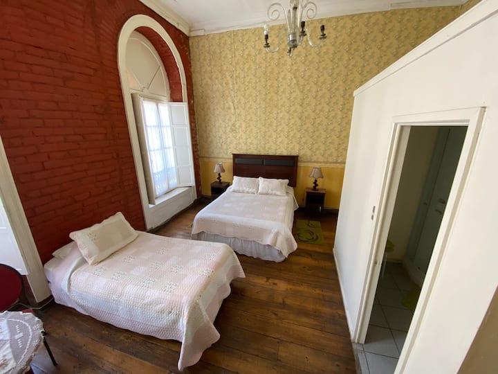 Hotel Garden más antiguo de Chile