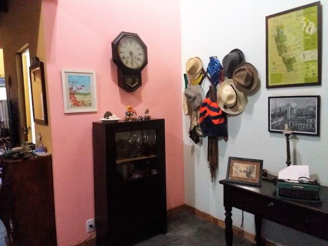 Loft Mandacaru: arte, cultura e contemplação
