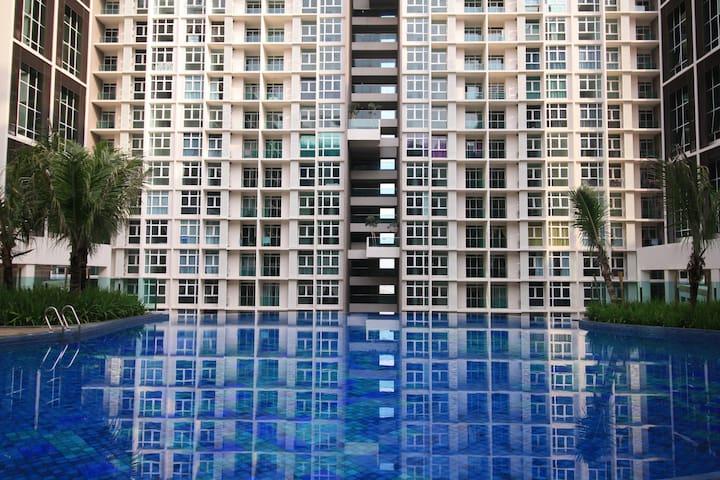 1 Bedroom Vacation Home in Cyberjaya