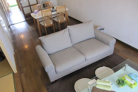 SALE!!Nice view from window.2LDK!! - Toyama - Apartment