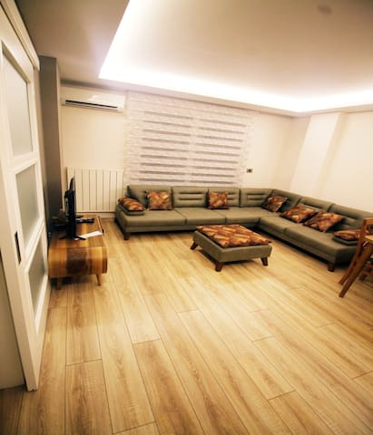 New furnished flat in the Heart of Istanbul sisil