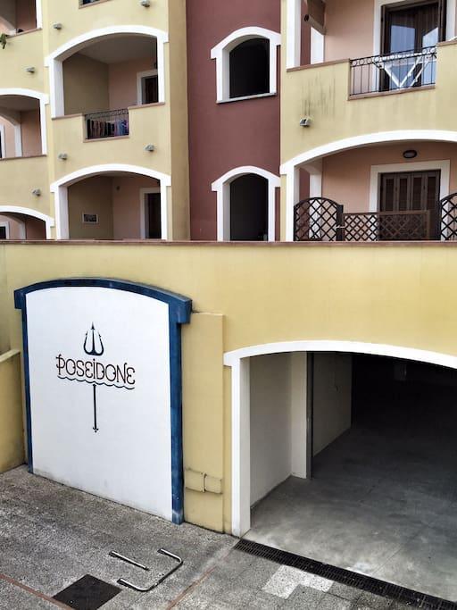 Accogliente appartamento vicino al centro departamentos for Entrata del mudroom dal garage