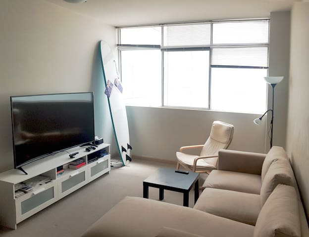 Spacious and Serene One Bedroom Apartment