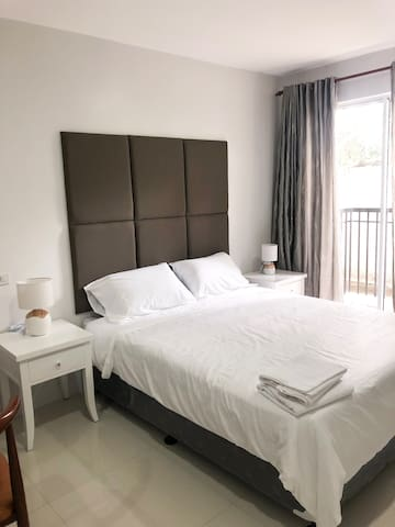 Newly furnished zen room 2 @ CityScape Bacolod