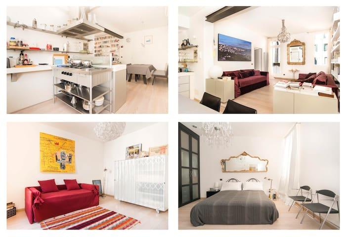Stunning Modern Apartment in the Ghetto - Venesia - Apartemen