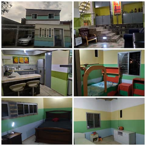 Hermosa casa para turistas, en Lagunillas Merida
