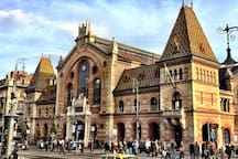 The Great Market Hall (opened in 1897)