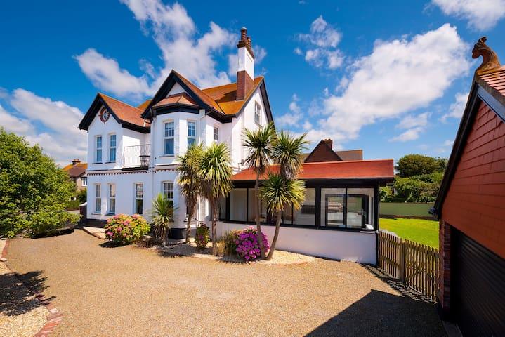 A lovely 3 storey house