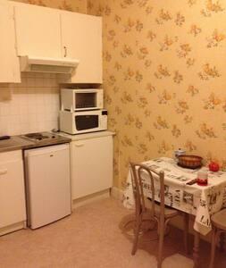 appartement f1    dans une jolie ville - Châtel-Guyon