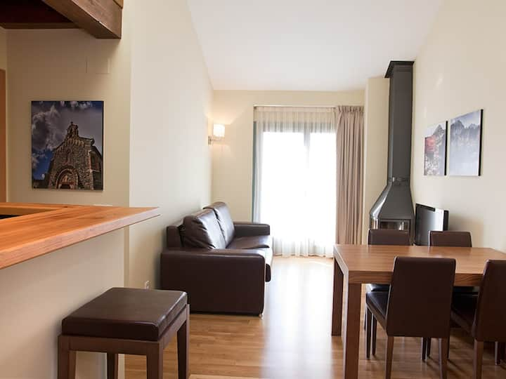 Apartament a la Cerdanya - ideal per a 4 persones