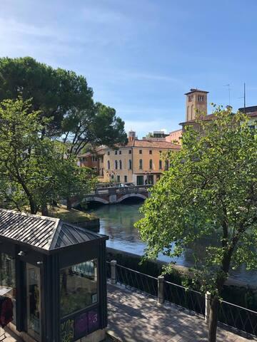 Little Venice, stanze private a Treviso