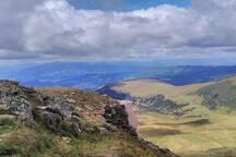 Wandertour zum Gipfelkreuz