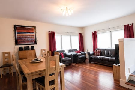 Spacious 3 bedroom flat - Glasgow - Appartement