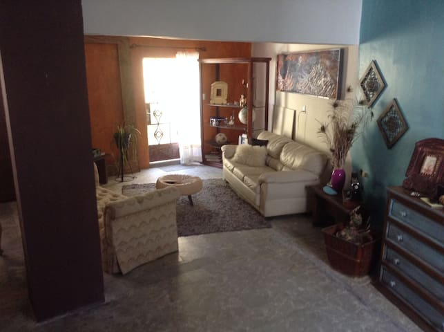 El Pasillo Art & Gallery homestay Room C - San Juan Teotihuacan de Arista - Bed & Breakfast