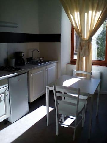 Centre st Geniez d'Olt - Saint-Geniez-d'Olt - Apartment
