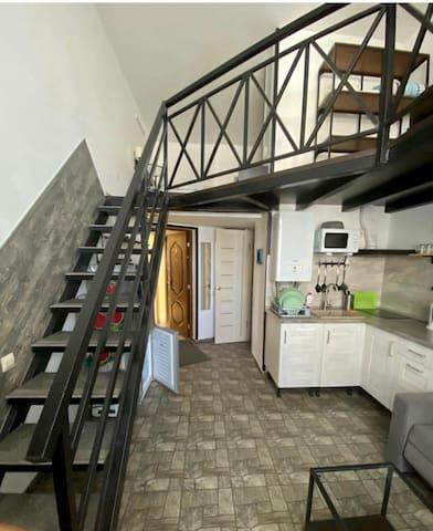 Loft квартира... все для комфортного отдыха